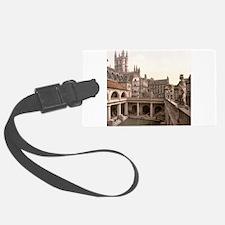 Roman Baths and Abbey Luggage Tag