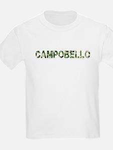 Campobello, Vintage Camo, T-Shirt