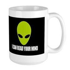 Mug- I can read your mind