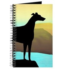 greyhound by the sea Journal