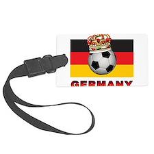 Germany Football Luggage Tag