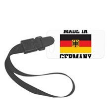 Made In Germany Luggage Tag
