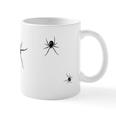 Black Widow Spiders 11oz. Mug