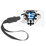 Greece Luggage Tags