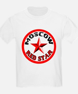 MOSCOW Red Star Kids T-Shirt