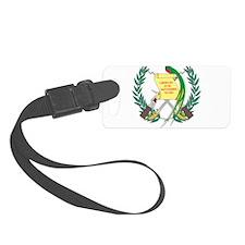 Guatemala Coat Of Arms Luggage Tag