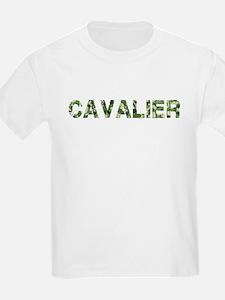 Cavalier, Vintage Camo, T-Shirt