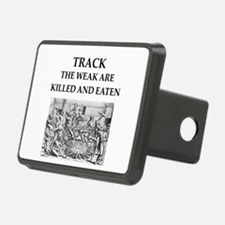track Hitch Cover