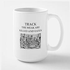 track Large Mug