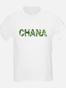 Chana, Vintage Camo, T-Shirt