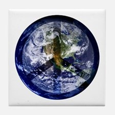 EarthPeace Tile Coaster