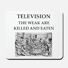 television Mousepad