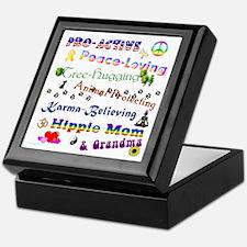 HippieGrandma Keepsake Box