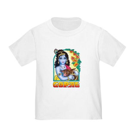 Gopal Coloring Book Toddler T-Shirt