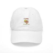 I Heart (love) my Hermit Crab Baseball Baseball Cap