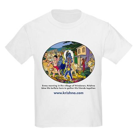 Krishna & Friends Kids T-Shirt