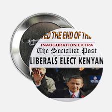 "OBAMA ELECTION 2.25"" Button"