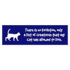 Shocking CAT Evolution Statement