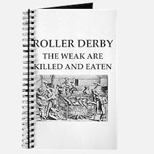 roller derby Journal