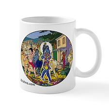 Krishna & Friends Mug
