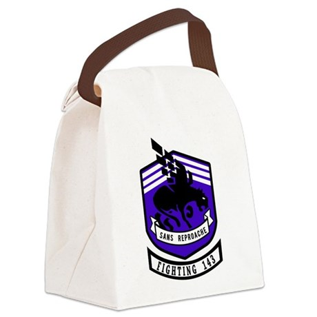 vf143.png Canvas Lunch Bag