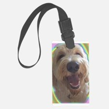Dreamy Dog 2 Luggage Tag