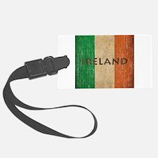 Vintage Ireland Luggage Tag