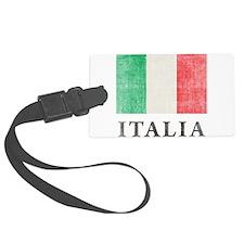 Vintage Italia Luggage Tag