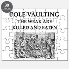 pole vaulting Puzzle