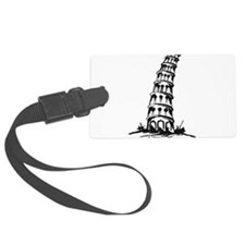 Leaning Tower Of Pisa Luggage Tag