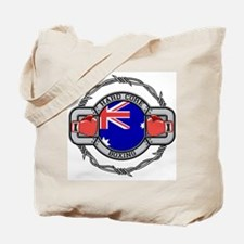 Australia Boxing Tote Bag