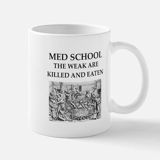 med,school Mug
