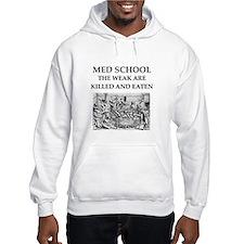 med,school Jumper Hoody