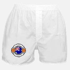 Australia Basketball Boxer Shorts