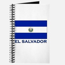 El Salvador Flag Gear Journal