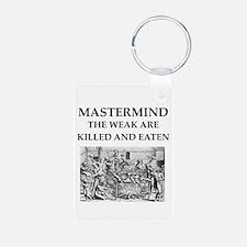 mastermind Keychains