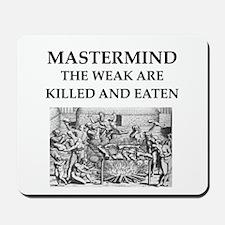 mastermind Mousepad