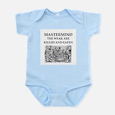 mastermind Infant Bodysuit