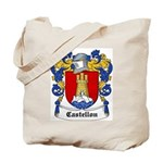 Castellon Coat of Arms Tote Bag