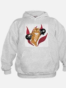 Tiger Skate Hoodie