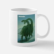 Vulcanodon Dinosaur Mug