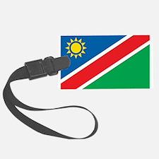 Namibia Flag Luggage Tag