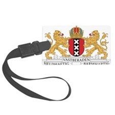 Amsterdam Coat Of Arms Luggage Tag