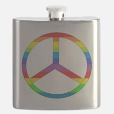 peace rainbow.png Flask