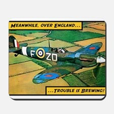 Spitfire - Trouble Brewing! Mousepad