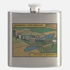 Spitfire - Trouble Brewing! Flask