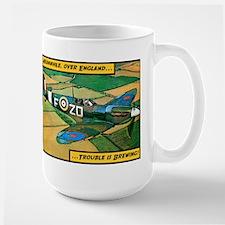 Spitfire - Trouble Brewing! Large Mug