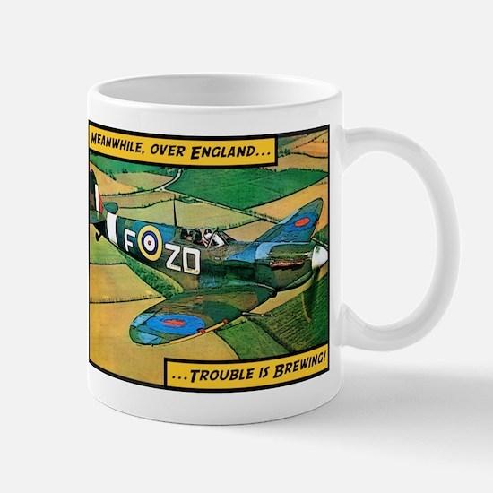 Spitfire - Trouble Brewing! Mug
