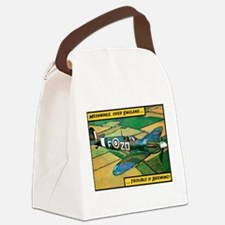 Spitfire - Trouble Brewing! Canvas Lunch Bag