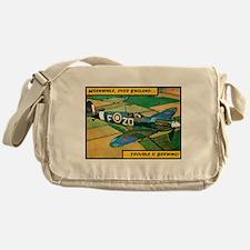 Spitfire - Trouble Brewing! Messenger Bag